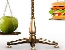 Правильне харчування для схуднення і міцного здоров'я
