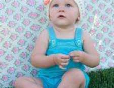 Розвиток дитини в 1 рік