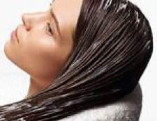 Рецепти масок для волосся