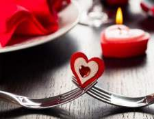 Романтична вечеря на день всіх закоханих: що приготувати коханому