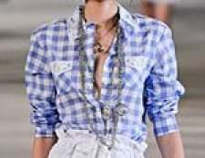 Наймодніші жіночі сорочки 2013, кольору, фото