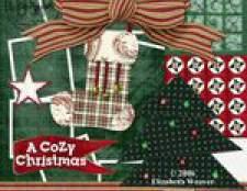 Скрапбукінг: новорічні листівки своїми руками