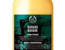 The body shop banana шампунь, кондиціонер
