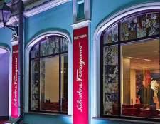 У столиці відкрився фірмовий бутик salvatore ferragamo