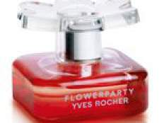 Yves rocher flowerparty