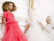 Жан Поль Готьє вперше в історії моди представив лінію дитячого одягу haute couture